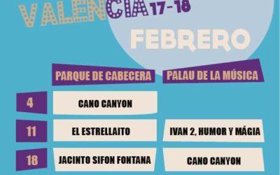 CIRCUITO TEATRO DE CALLE FEBRERO