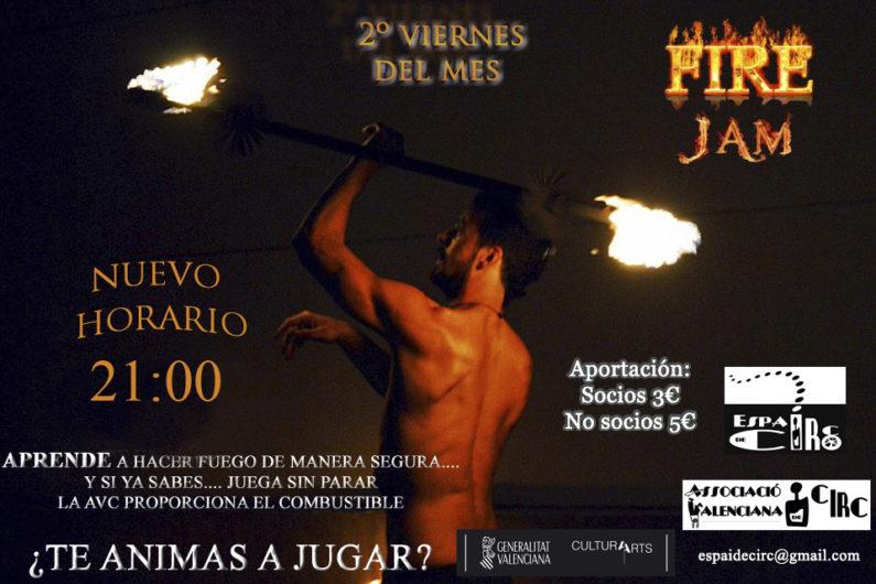 FIRE JAM.VIERNES 10 DE JUNIO