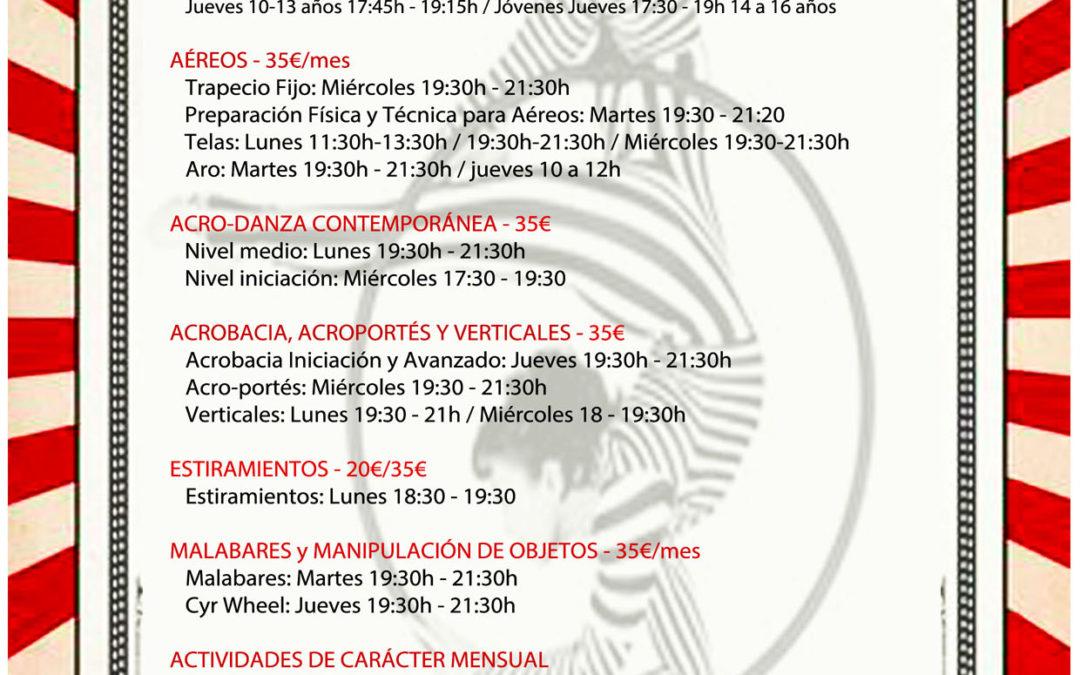 CURSOS REGULARES 2017/18