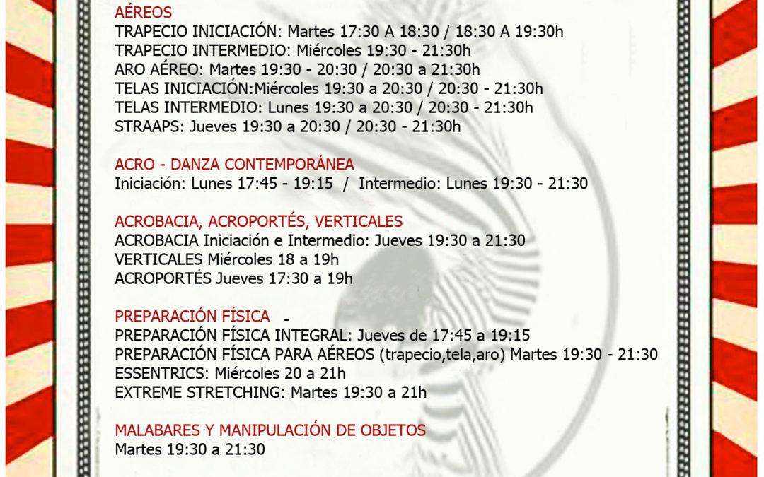 JORNADA PUERTAS ABIERTAS 2018/19