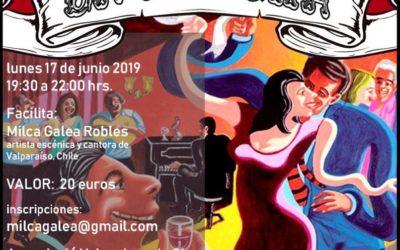 INTENSIVO DE CUECA PORTEÑA – 17 JUNIO – MILCA GALEA