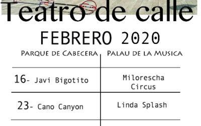 TEATRO DE CALLE FEBRERO