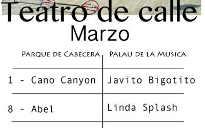 TEATRO DE CALLE MARZO
