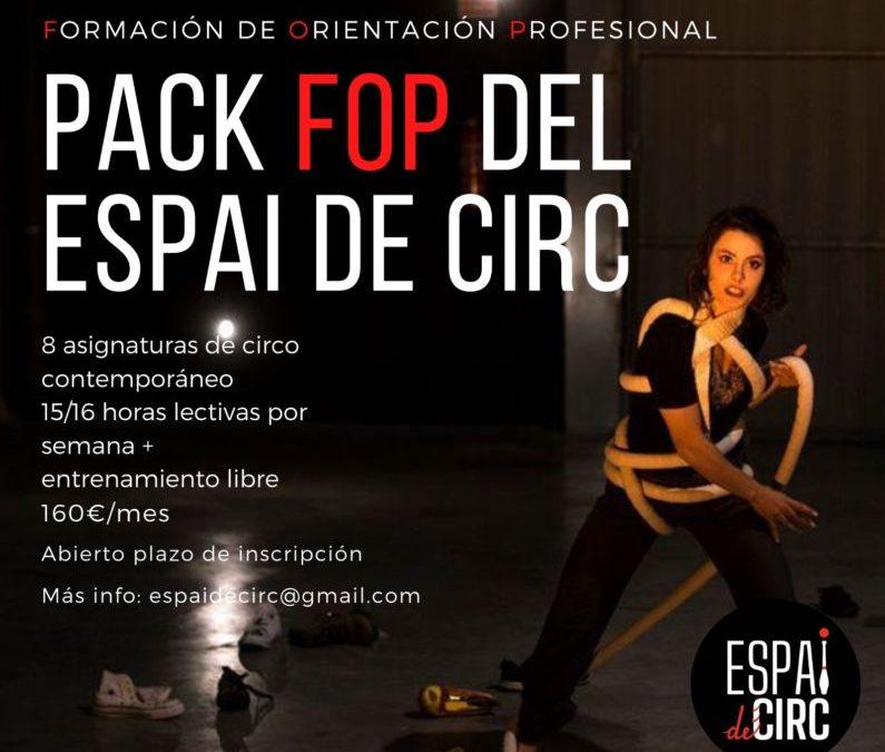 PACK FOP (Formación Orientación Profesional)