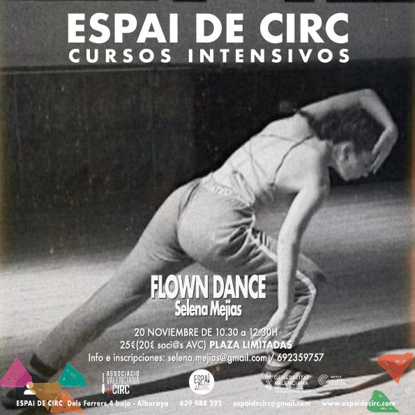 FLOWN DANCE . SELENA MEJÍAS . 20/11