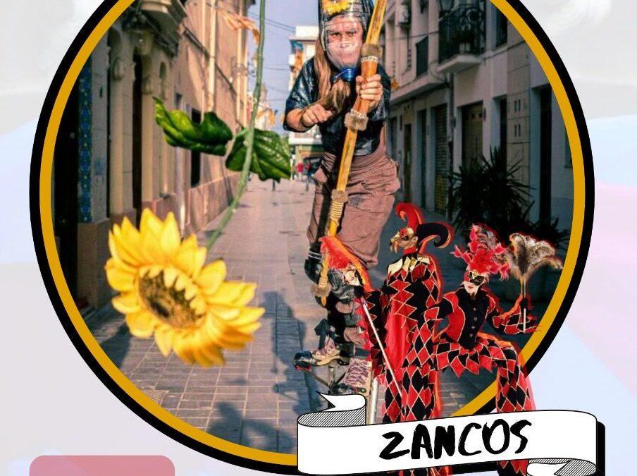 ZANCOS POR EL MUNDO . Elisa Arribes . 29/11