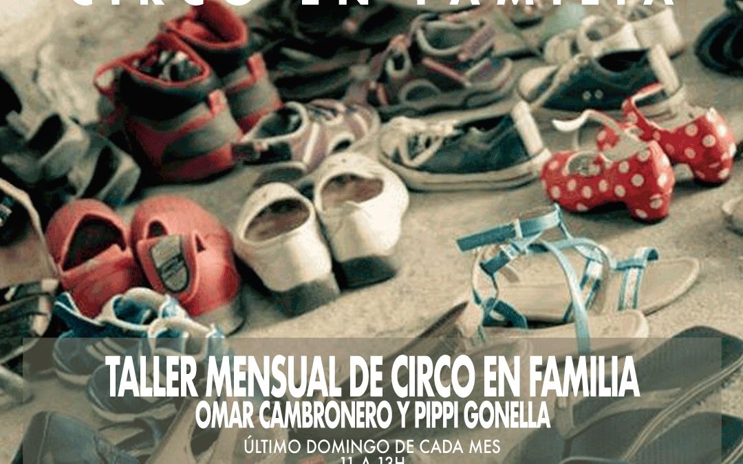 CIRCO EN FAMILIA . 31/01 . CANCELADO