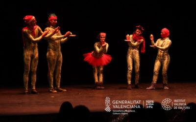 Suport IVC . Ajudes Teatre i Circ 2020