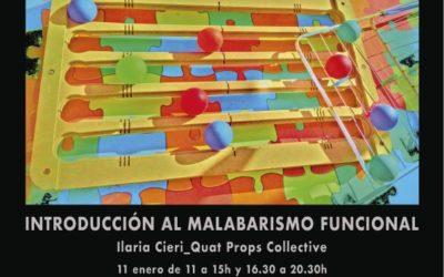 INTRODUCCIÓN AL MALABARISMO FUNCIONAL.11/01